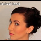 Easy Bridal Hair tutorial