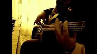 Fates warning - ...shades of gray II (Bass&Keyboard cover)