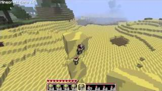 Minecraft Falling Sand Art Tutorial