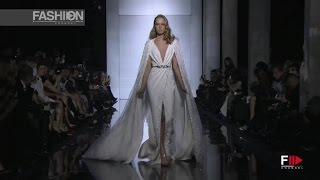 ZUHAIR MURAD Full Show Spring Summer 2015 Haute Couture Paris by Fashion Channel