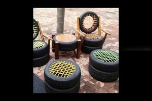 Old Tires | Old Tires Garden | Old Tire Design | Old Tire Decoration