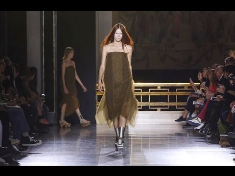 Rick Owens | Spring Summer 2015 Full Fashion Show | Exclusive