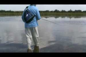 30milesOUT.com- FLY FISHING REDFISH, KAYAK AND WADE FISHING how to