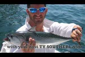 30milesOUT.com – KINGFISH & COBIA & JACK CREVALLE – sabiki rig bait- FISHING SHOW how to