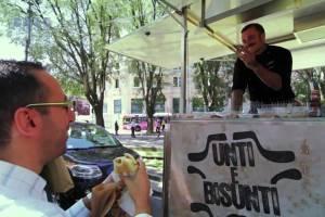 Chef Rubio sfama la città: Unti e Bisunti e lo street food