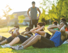 This summer's best outdoor workouts