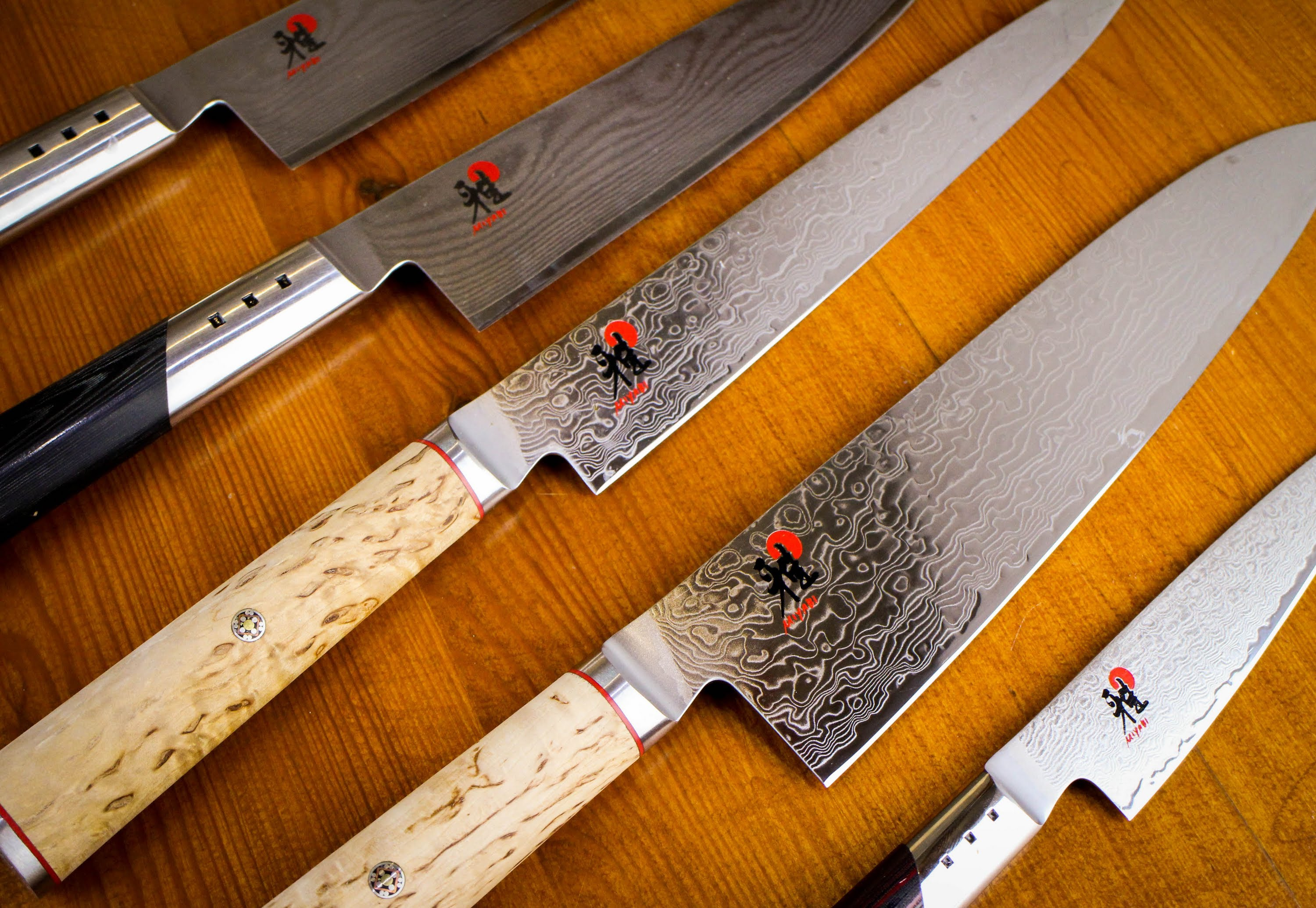 best kitchen knives in the world miyabi knives sharpest knives in the world japanese 26448